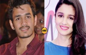 Akhil Akkineni To Romance Alia Bhatt In Movie?