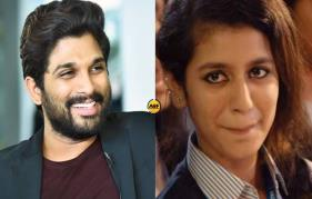 Allu Arjun bowled over by Priya Varrier