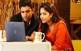 Amala Paul As Nivin Paulys Wife