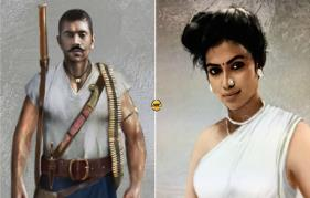 Amala Paul's character sketch in Kayamkulam Kochunni is out!