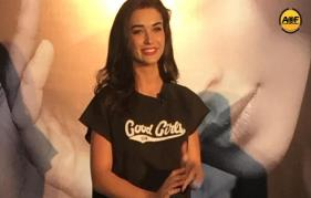 Amy Jackson launches on her mobile app