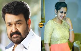 Angamali diaries fame Anna reshma rajan in Mohanlal Movie