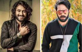 Antony Varghese and Shine Tom Chacko are brothers in Aaravam