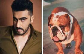 Arjun Kapoor shares a hilarious post on his dog Maximus