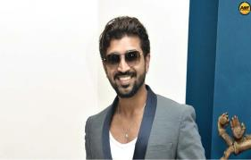 Arun Vijay Conforms prabhas film