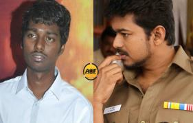 Atlee-vijay Film's First Look To Be Released On April 14th
