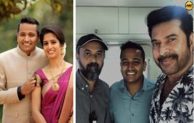 Basil joseph enters Wedlock, He announces his nex film with Mammootty, Tovino Thomas