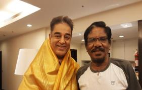 Bharathiraja wishes Kamal Haasan on completing 61 years in cinema