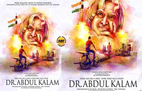 Biopic on Dr. Abdul Kalam Sir: Movie First Look Poster Released