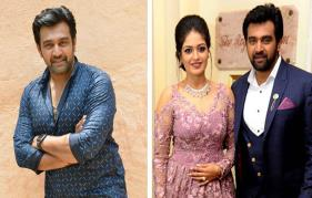 Chiranjeevi Sarja actress Meghna Raj Husband passed away