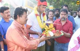 Director Lingusamy's next Sandakozhi 2 starts today
