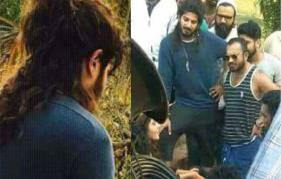 Dulquer Salmaan Surprises His Fans With His New Look
