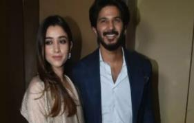 Dulquer Salmaan admits his marriage to Amal was lovingly arranged