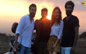 Dulquer Salmaan's SOLO Shoot Completed