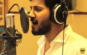 Dulquer's sweet voice in comrade in America