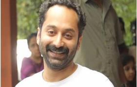 Fahadh Faasil and Roshan Mathew in 'See You Soon'