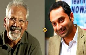 Fahadh-Maniratnam film in January