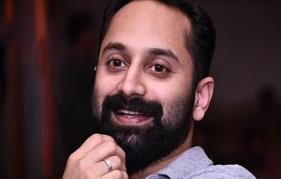 Fahadh plays a lighthearted role in the debut of Akhil Sathyan
