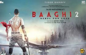 First look and release date of Tigher shroff's Baaghi 2 unvealed