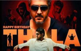 Happy Birthday Thala Ajith