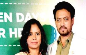 Irrfan Khans wife remembers husband in an emotional note, Till we meet again