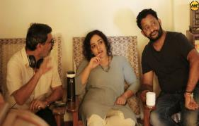 Its A Wrap Up For Nithya Menen's Praana