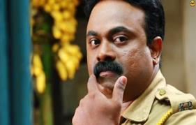 Kalabhavan Shojon as police officer again