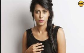 Kannada actress Shilpa Manjunath plays  Neeraj Madhav's pair in Rosapoo