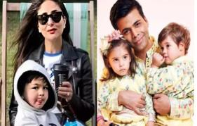 Kareena Kapoor Khan to Karan Johar: Why the stars of Bollywood keep their children happy in the lockdown