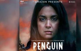 Keerthi Suresh movie Penguin on Amazon June 19th; Teaser on June 8th