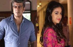 Keerthy suresh's Next Target Is Ajith Kumar