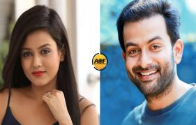 Mishti Chakraborty Enters Mollywood prithviraj's Adam john