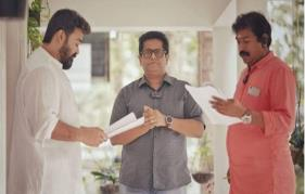 Mohanlal's new still from 'Ram' goes viral