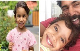 Nivin Pauly shares pictures with his girl Rose