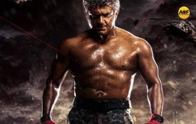 Only A Song Has Been Shot For Thala Ajith's Vivegam