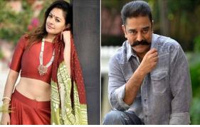 Pooja Kumar dating Kamal Haasan? pooja opens up about rumour