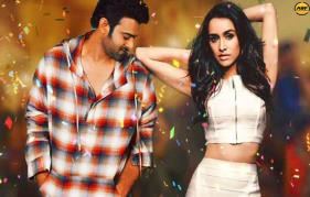 Prabhas Treats Shraddha Kapoor With Local Delicacies