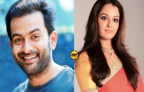 Prithviraj And Manju Warrier Pair Up For The First Time