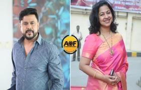 Radhika Sarathkumar back to Malayalam with Dileep