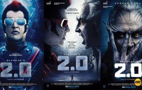 Rajanikanth Enthiran 2.0 latest updates