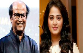 Rajinikanth appreciates Anushka for Bhagmathi
