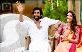 Rana Daggubati shares his engagment photographs