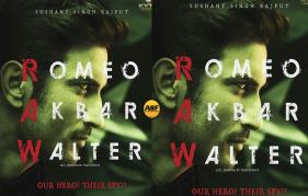 Romeo Akbar Walter Poster out