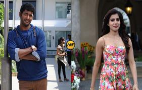 Samantha and Robo Shankar Team Up for the First Time