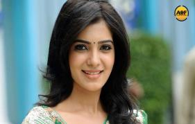 Samantha is out from Ram Charan Movie
