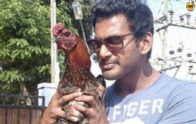 Sandakozhi 2 will also be about father-son bond