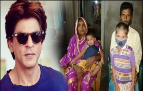 Shah Rukh Khan adopts two year old Baby