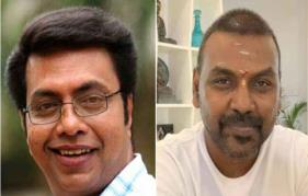 Shammy Thilakan appreciates Raghava Lawrence for contributing Rs. 3 crore to the Coronavirus relief fund