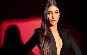 Shruti Haasan how she feels good when she feels weak