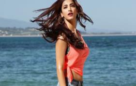 Shruti Haasan is a water baby